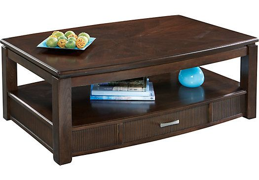 Shop For A Trescott Lift Top Cocktail Table At Rooms To Go Find