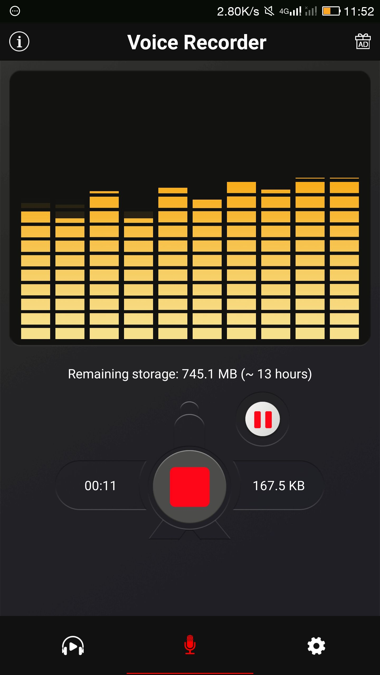 7 Best Voice Recording Apps for Android App, The voice