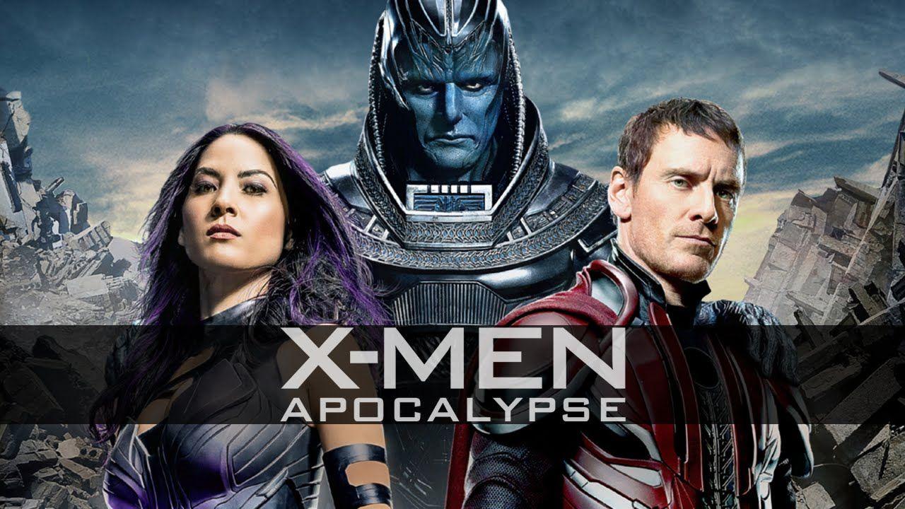 Jun 17 Master Thoughts: X-Men Apocalypse | Full films | Pinterest ...