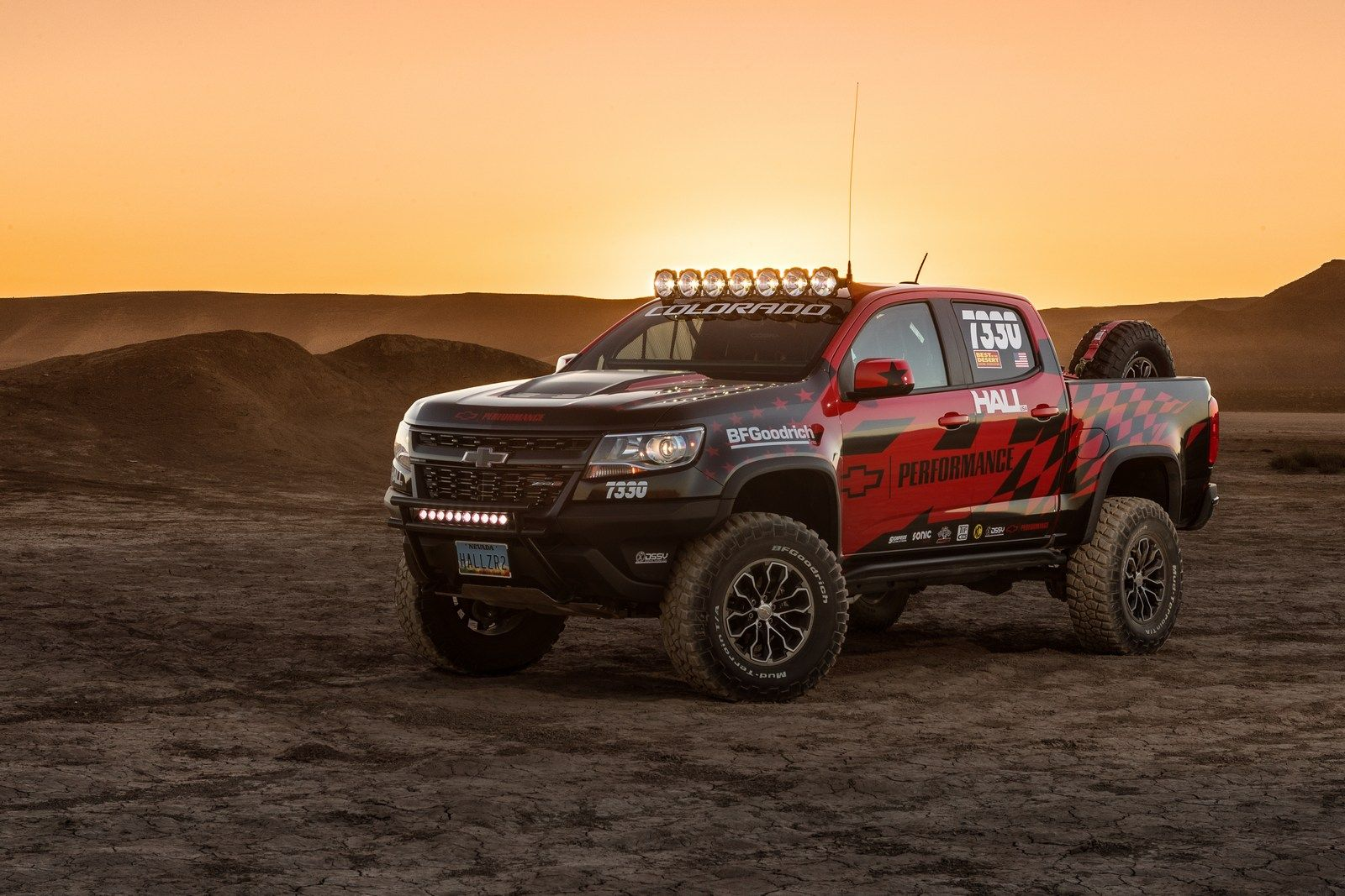 Chevrolet Colorado Zr2 To Compete In The Vegas To Reno Off Road