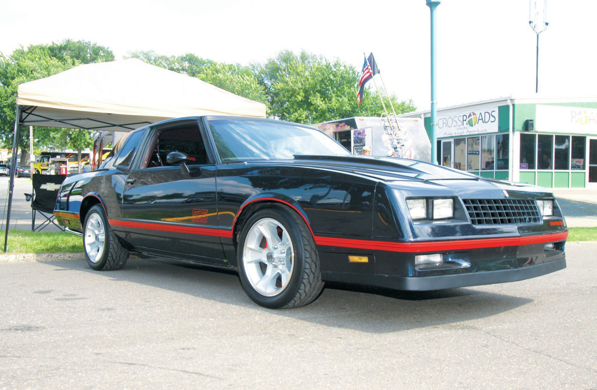 2014 car craft summer nationals 1987 chevrolet monte