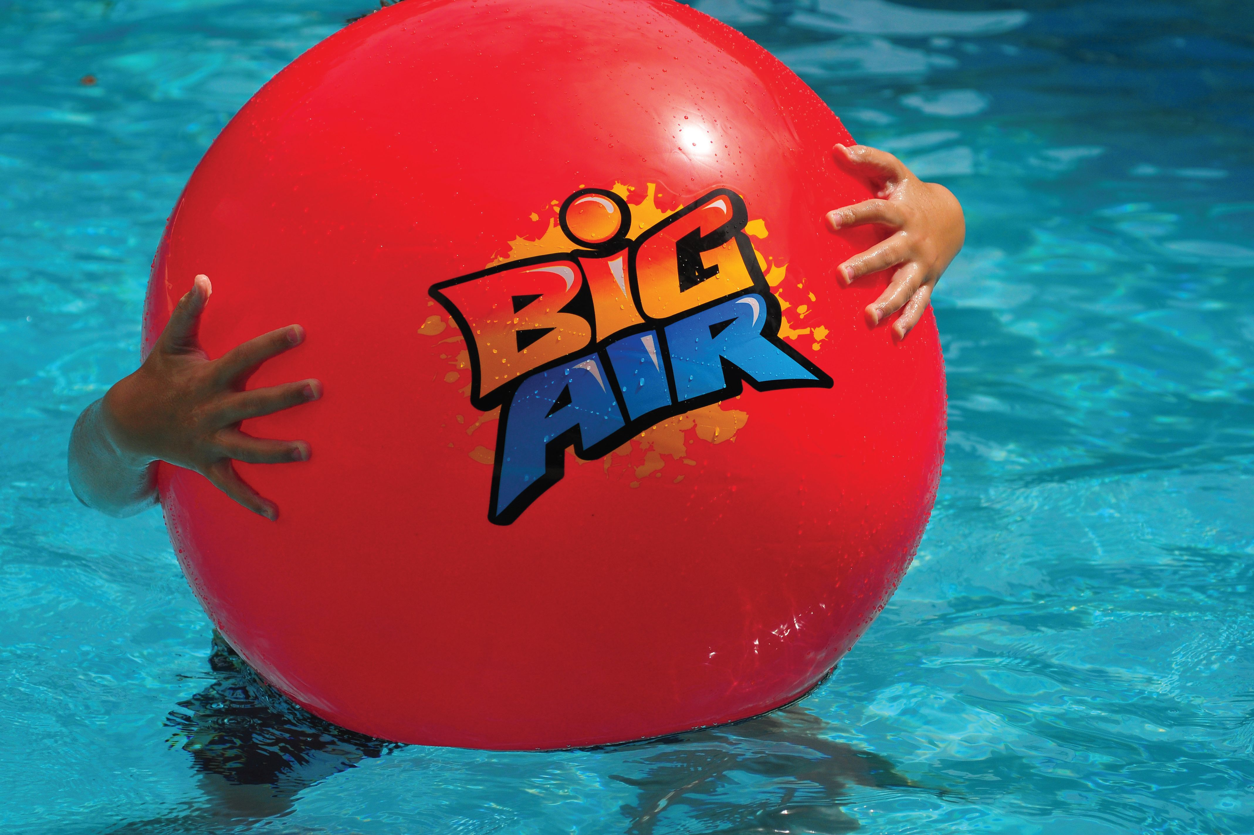 53417f9384e24 Big Inflatable Beach Balls from Wave Runner find them in Amazon ...