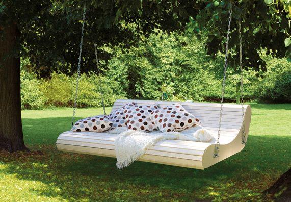 wellenliege lena selber bauen gartenm bel garden pinterest hollywoodschaukel garten a. Black Bedroom Furniture Sets. Home Design Ideas