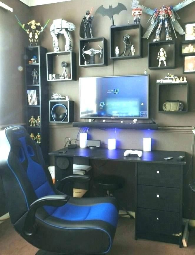 47+ Impressive Video Game Room Decoration Suggestions images