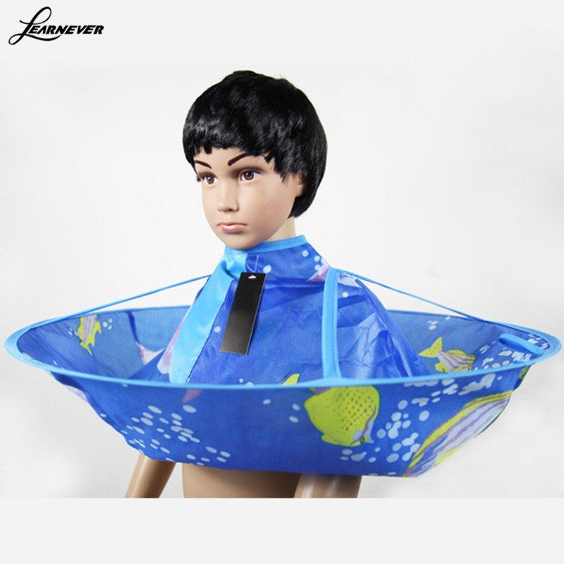 Lovely Hair Cutting Capes For Kids Hair Cutting Cape Gown Salon
