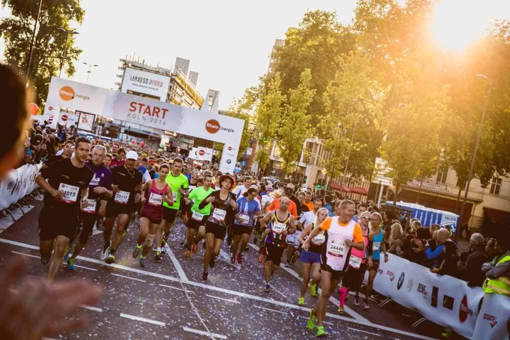 Köln Marathon Livestream