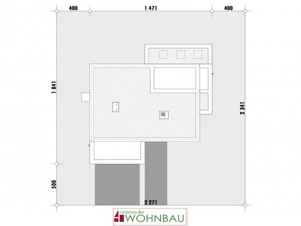 Radebeuler Wohnbau, Draufsicht | house ideas | Pinterest | Haus and ...