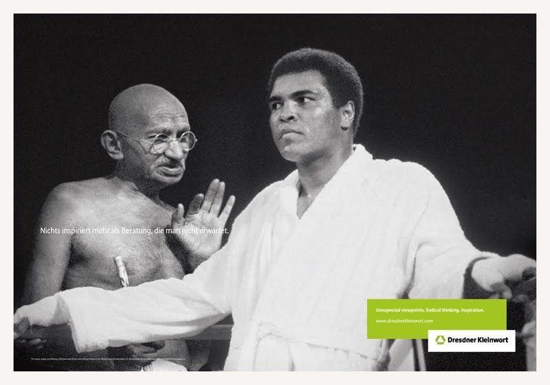 Ali vs Gandhi