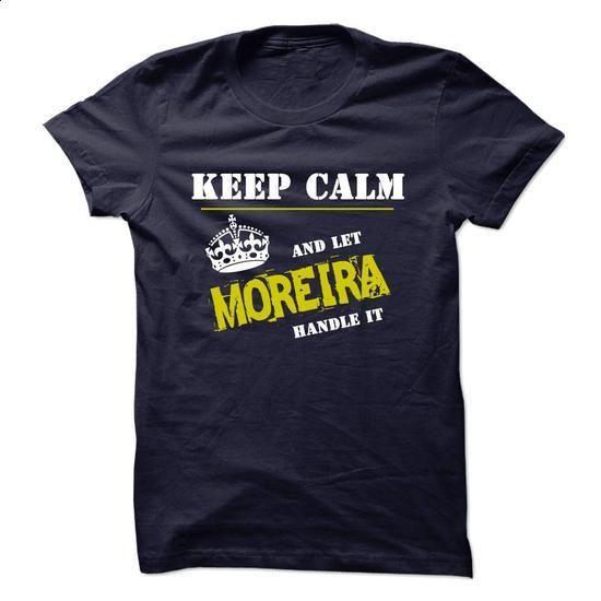Let MOREIRA Handle It - #shirt for girls #tshirt pattern. ORDER HERE => https://www.sunfrog.com/Funny/Let-MOREIRA-Handle-It.html?68278
