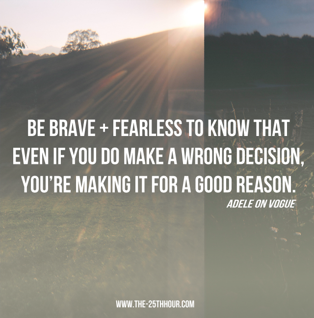 Wrong Decisions For The Right Reasons Words Quotes Words Wise