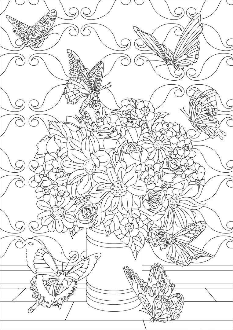 Pin von Petra Meisolle auf Malvorlagen (mit Bildern