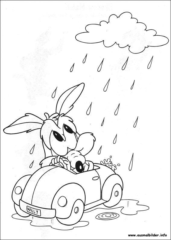 Baby Looney Tunes malvorlagen | Coloring Pages, Ausmalbilder ...