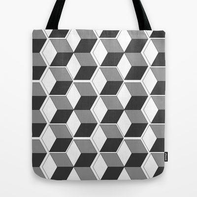 http://society6.com/sevalozgel/blackwhite-3d-boxes_bag