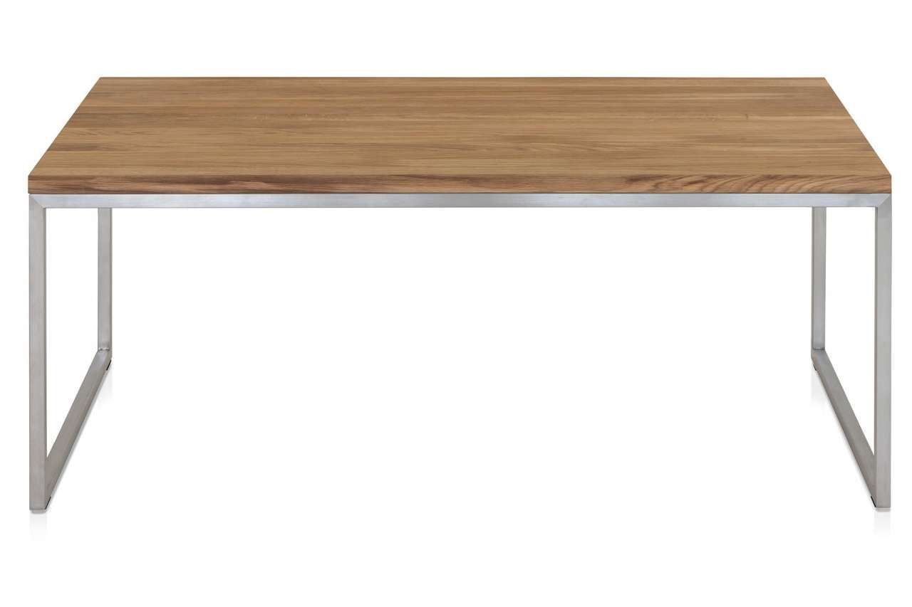 Dieser Couchtisch Von Henke Pr Sentiert Sich In Einem Modernen Design Die Massivholzplatte Aus Asteiche Bietet Ihnen Viel Abla In 2020 Folding Table Home Decor Decor