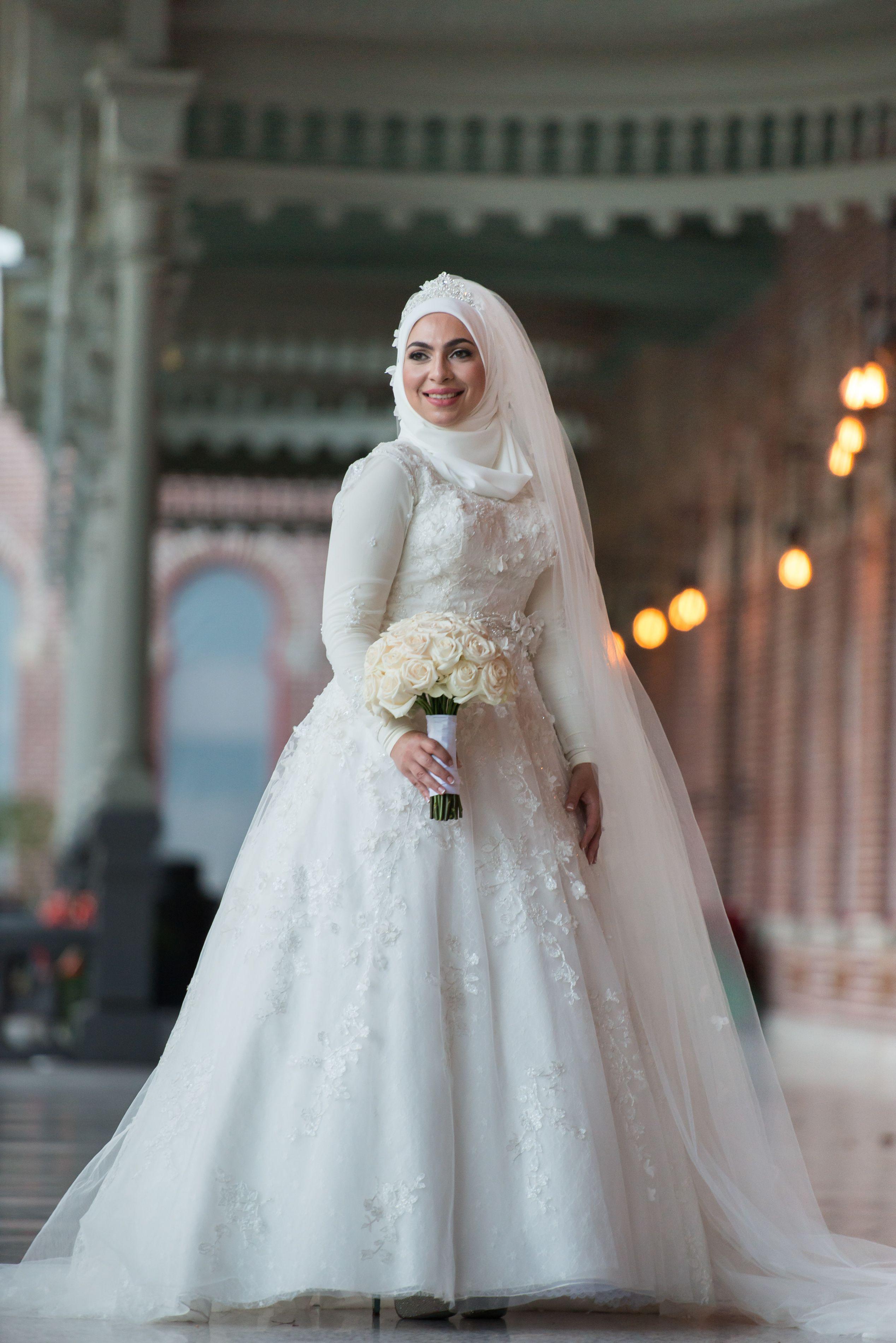 Muslim Bride at University of Tampa shot by Tampa Photographer ...