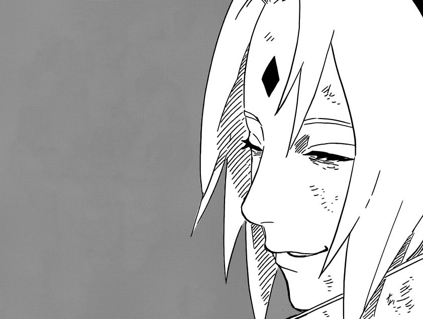 Sakura's fake smile. Otaku. Pinterest Fake smile