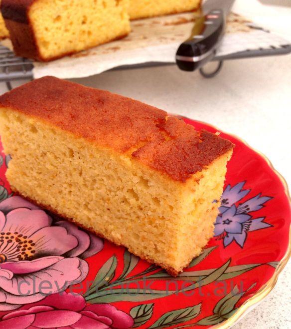 Manderine Orange Cake Recipe