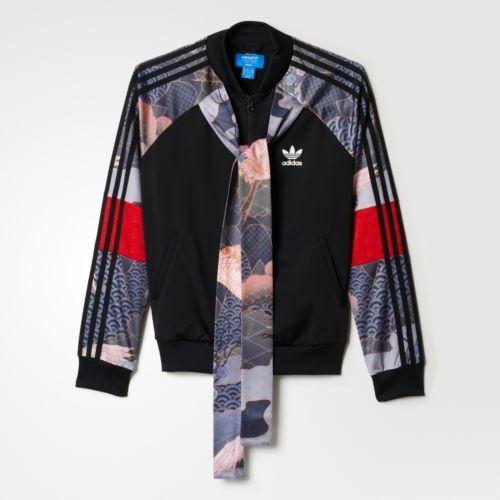 Adidas Originals x Rita Ora geisha kimono Track Top aj7234 chaqueta