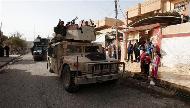 New Update Iraqi Forces Enters In Tel Kaif Iraqi Iraqi Army Enter