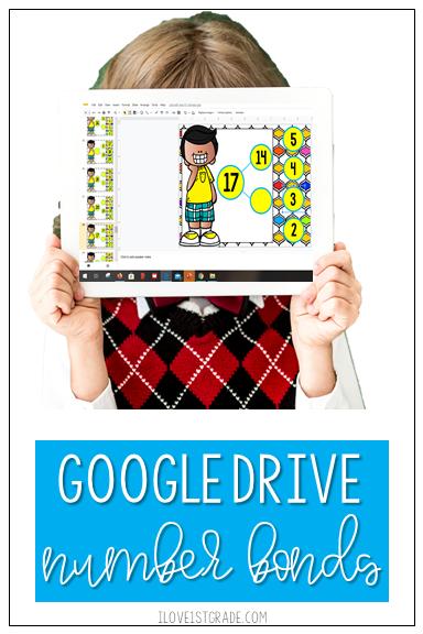 Google Drive First Grade Math First Grade Math Math Centers Google Classroom