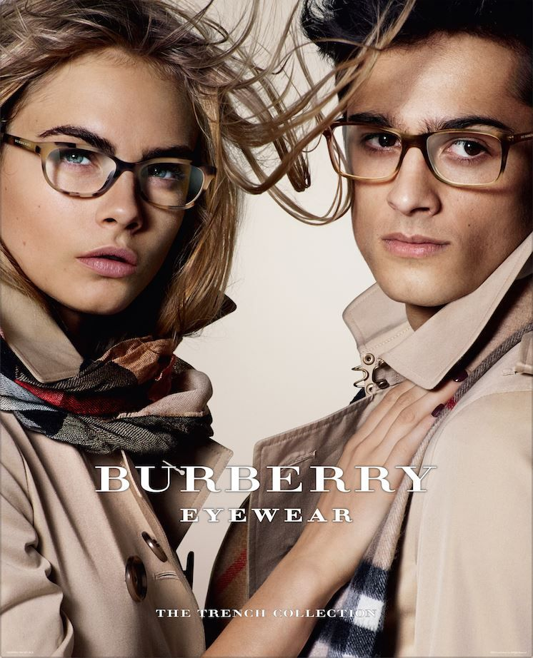 a012971030c6 Burberry Eyewear adds new designs to its Trench Collection! Discover them  now on Pinterest and at your local LensCrafters!