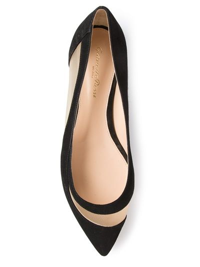 discount hot sale outlet 100% guaranteed Gianvito Rossi classic ballerina flats cheap sale store best wholesale for sale wholesale price for sale eQ7OmVX