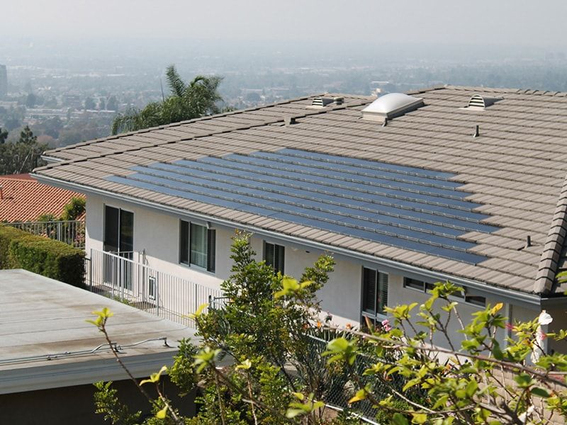 Suntegra Solar Roof Systems Solar Roof Shingles And Solar Roof Tiles Residential And Business Solar Panel Solar Roof Tiles Solar Shingles Cheap Solar Panels