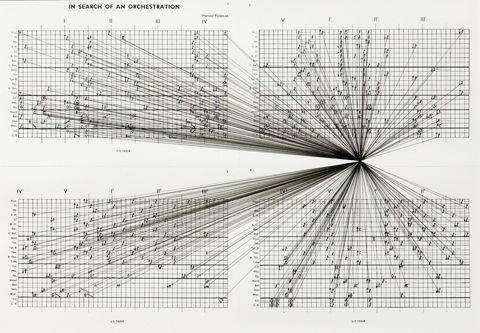 morton feldman graphic score