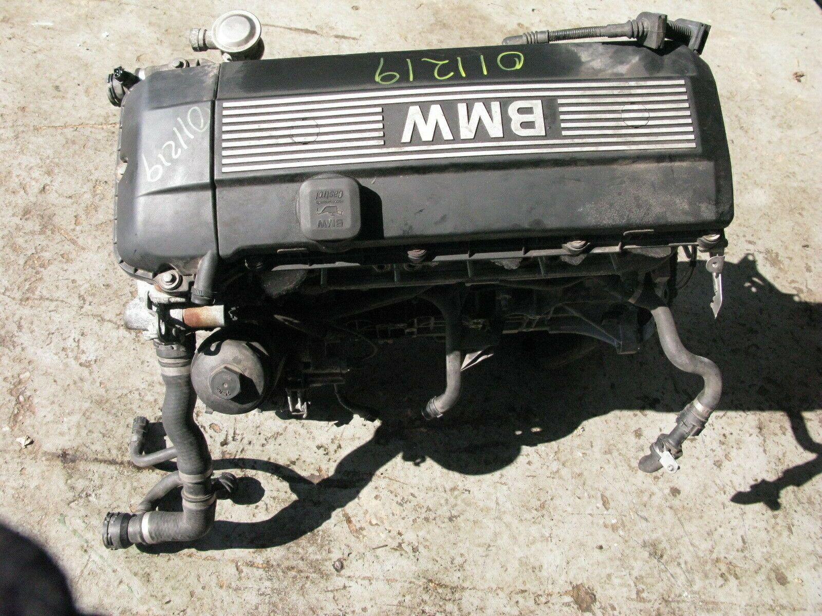 Bmw 525i Engine Engineering Bmw Bmw M54