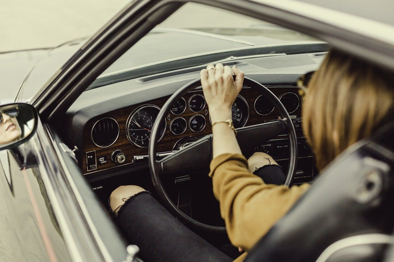 What Drives Project Management? Women drivers, Driving