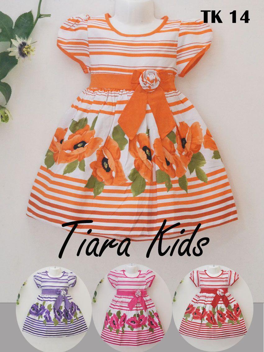 Baju Anak Anak Bahan Katun Jepang Twill TK 14 Di Www