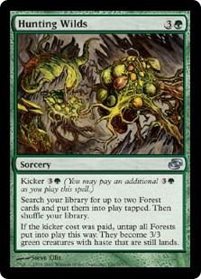 Hunting Wilds The Gathering Magic The Gathering Magic The
