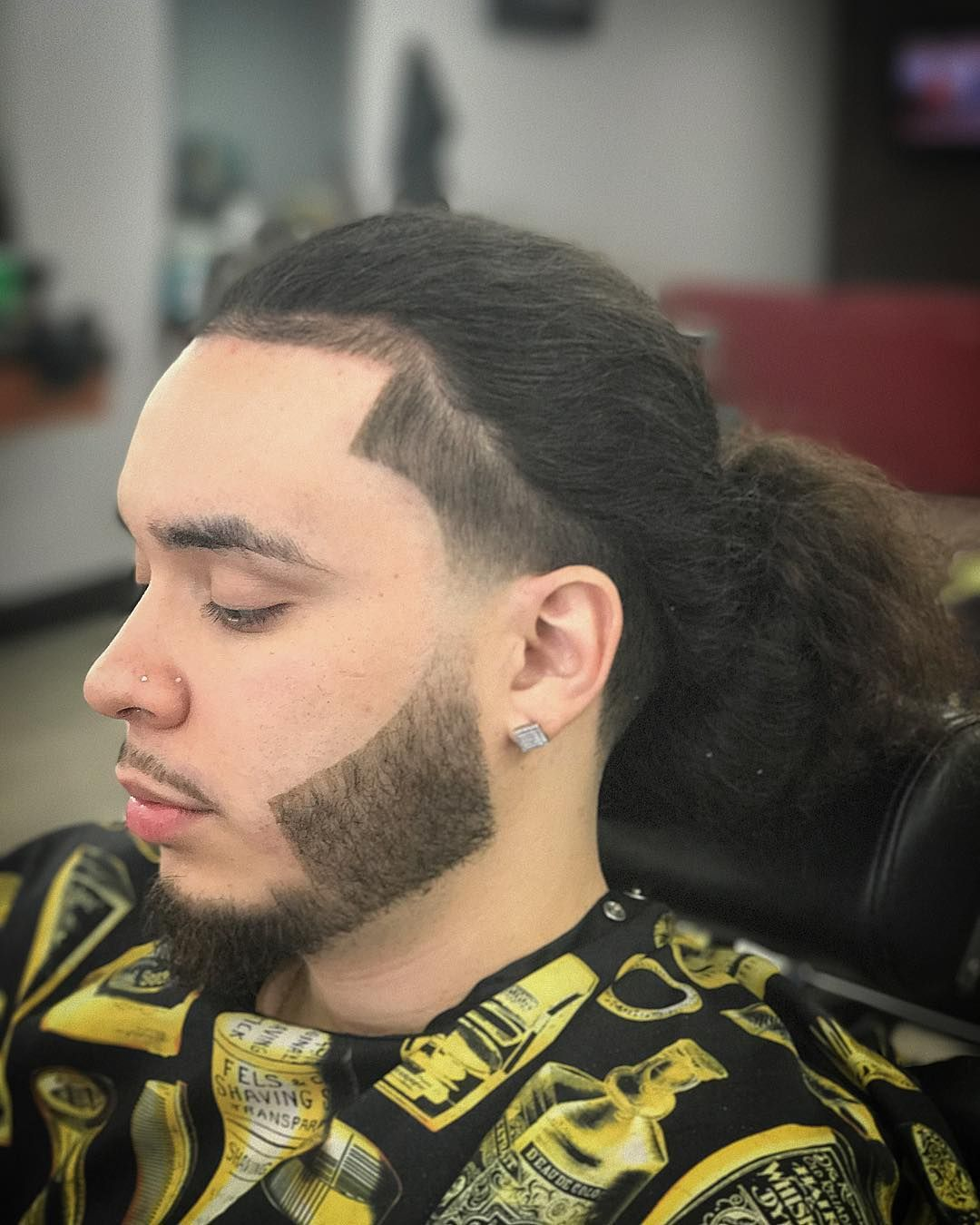 The Best Mens Hairstyles For Long Hair To Try In 2018 The Best