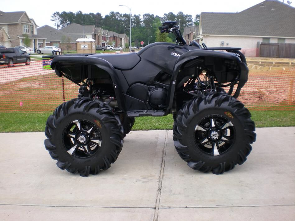 Yamaha Grizzly 660 >> Awesome Yamaha Grizzly 660 Quad Bike Cars Motorcycles 4