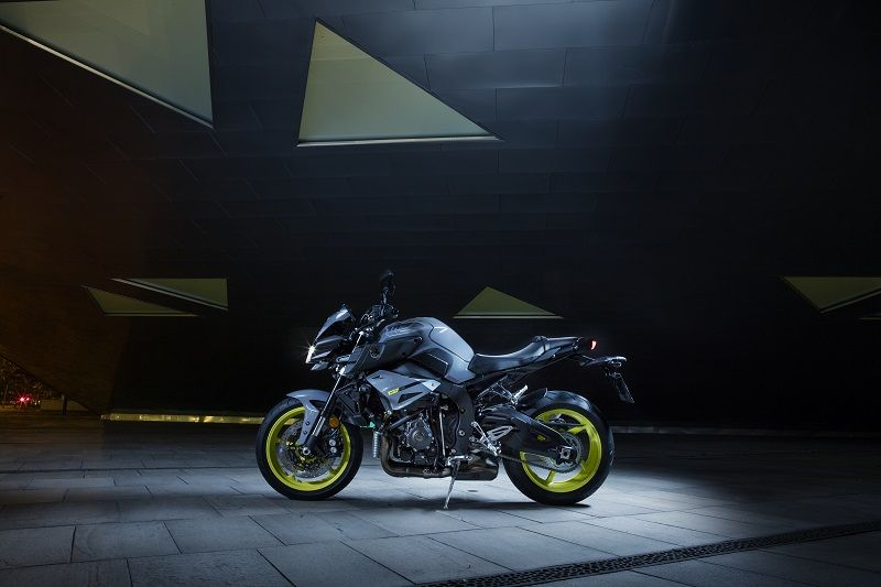 Yamaha Motor Canada Has Announced It Will Offer The Mt 10