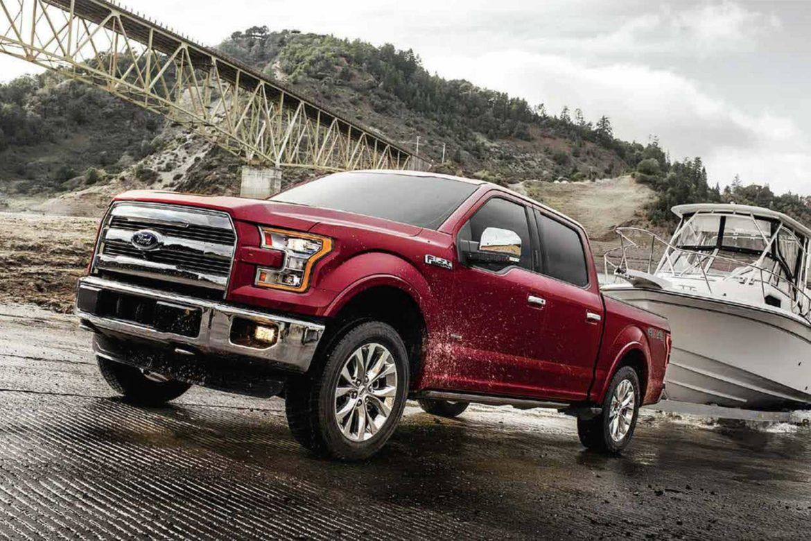 Ford F 150 Hybrid To Roll Out By 2020 Ford F Series Ford Parts Vehicles