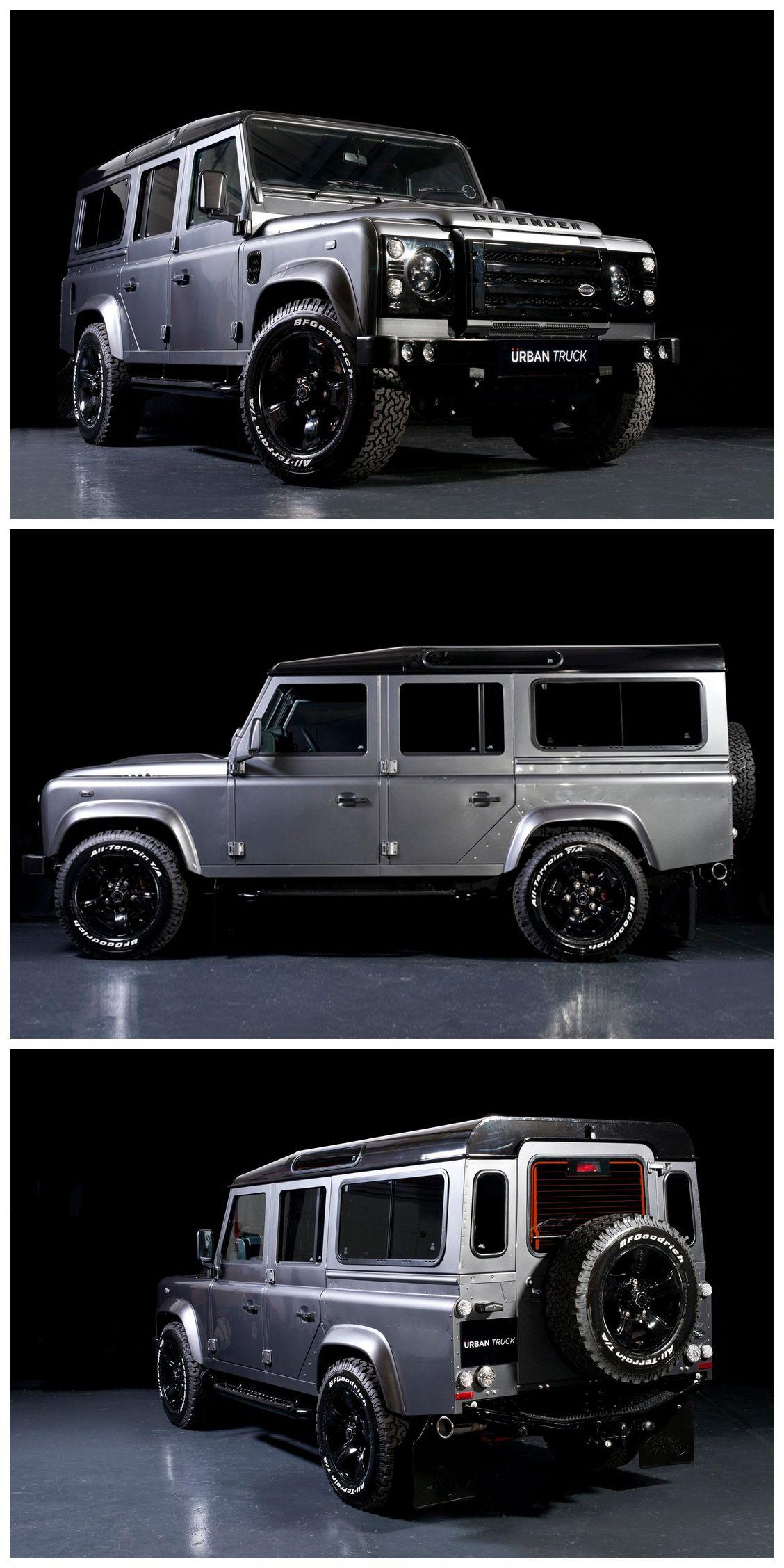 land rover defender 110 urban truck ultimate edition. Black Bedroom Furniture Sets. Home Design Ideas