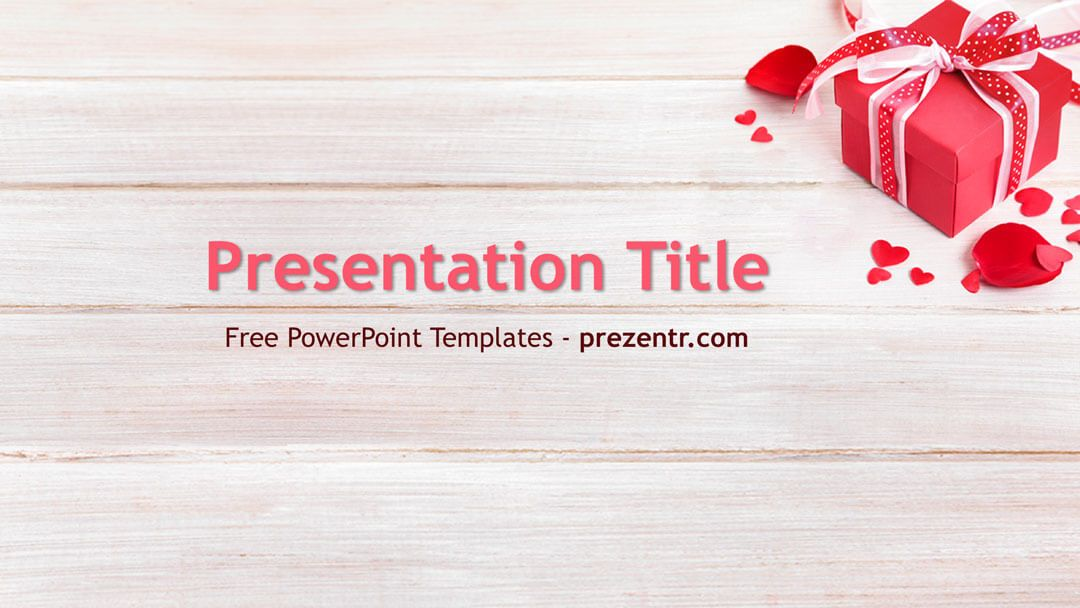 The free romantic gift powerpoint template has a beige background the free romantic gift powerpoint template has a beige background there is also an image of a romantic gift box so it fits with the topic toneelgroepblik Images