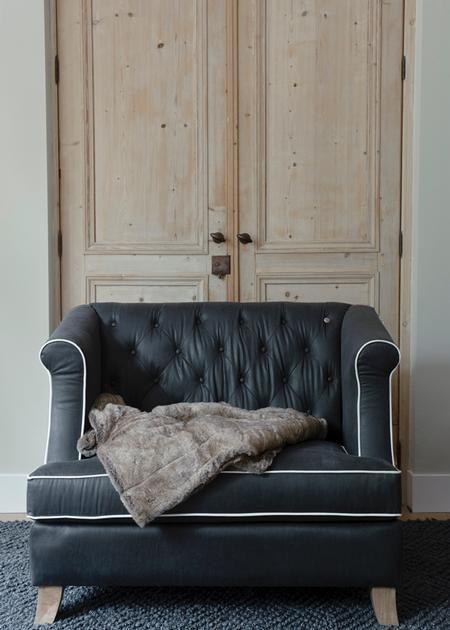 Riviera Maison Lexington Fauteuil.1499 Hyde Park Love Seat Pellini Living Interior