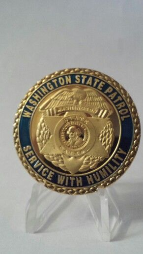challenge coin Chula Vista Police Department March 2004