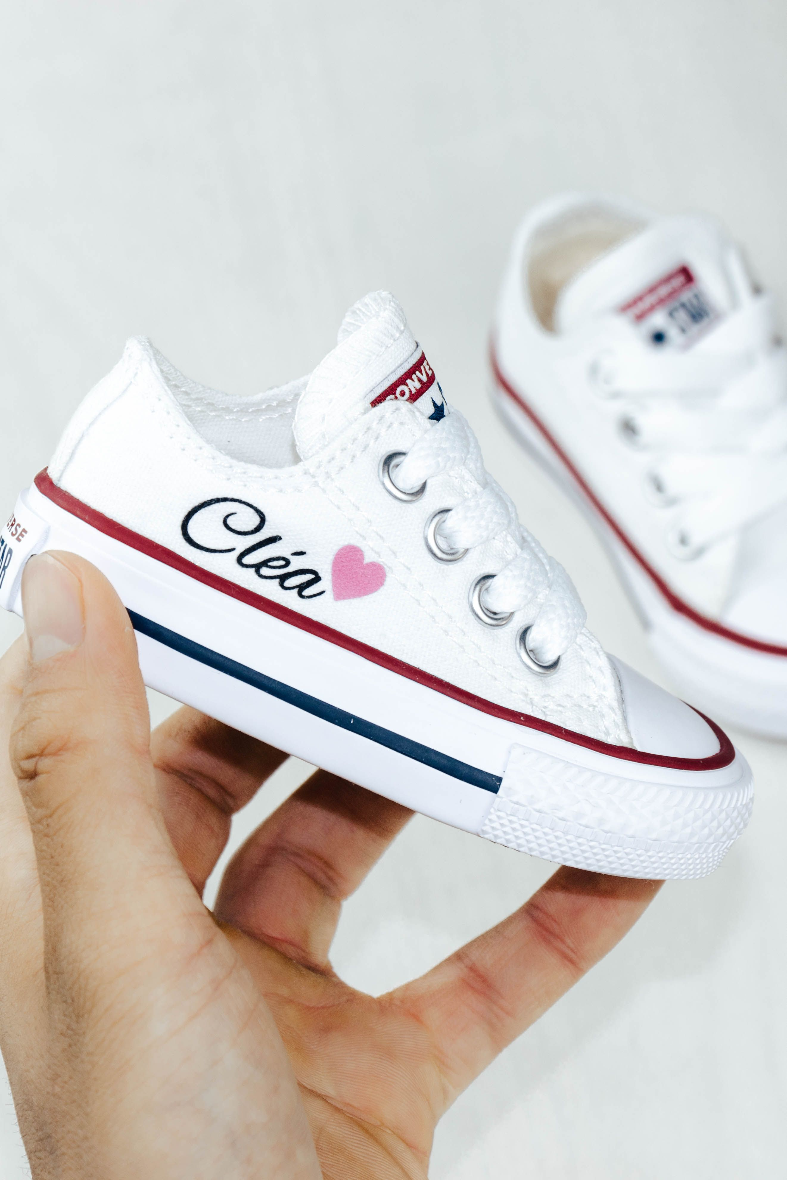 chaussure naissance fille converse