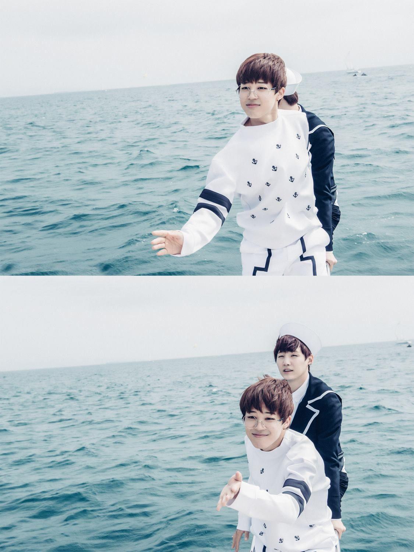 Sailor / Jimin + Suga of BTS