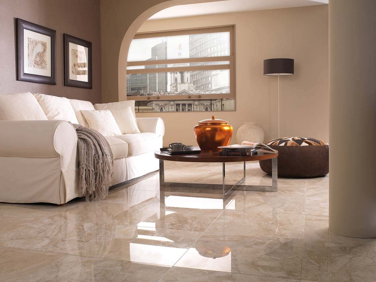 Discover All The Information About The Product Living Room Tile / Floor /  Marble / High Gloss MARMOL NAIROBI CREMA PULIDO BIOPROT   Porcelanosa And  Find ... Part 37