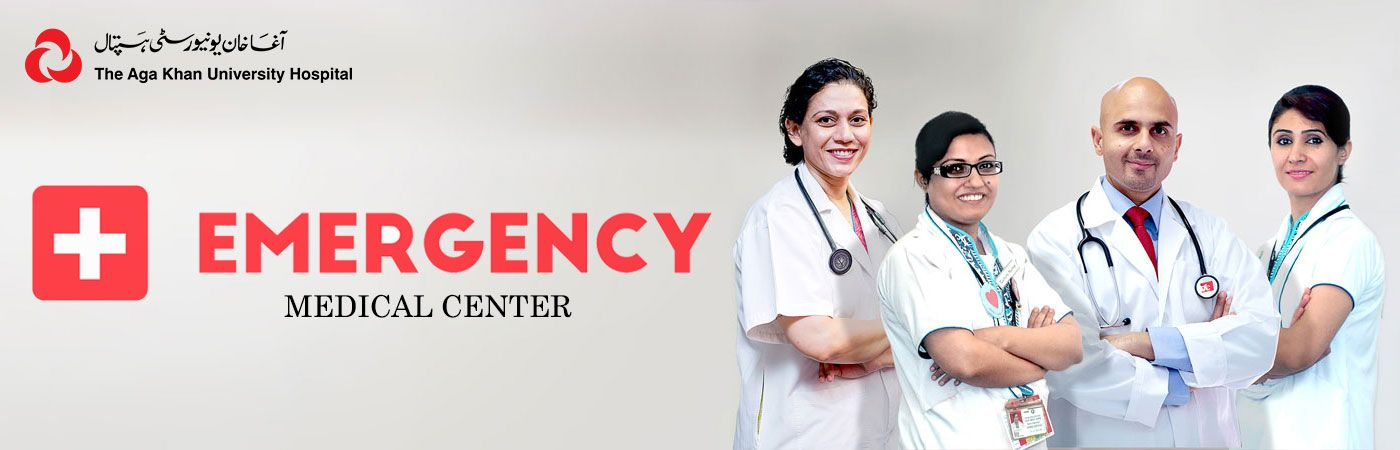 An Emergency healthcare medical center Facility uses