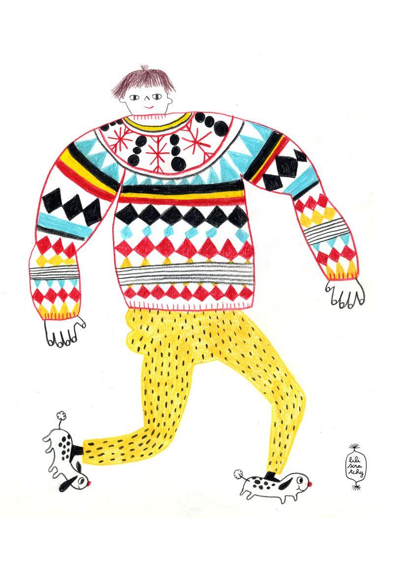 Design a Winter Sweater!