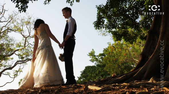 New farm park brisbane wedding dress