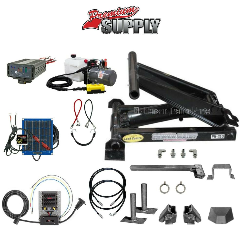 Details about 3 Ton Hydraulic Scissor Hoist Kits PH310