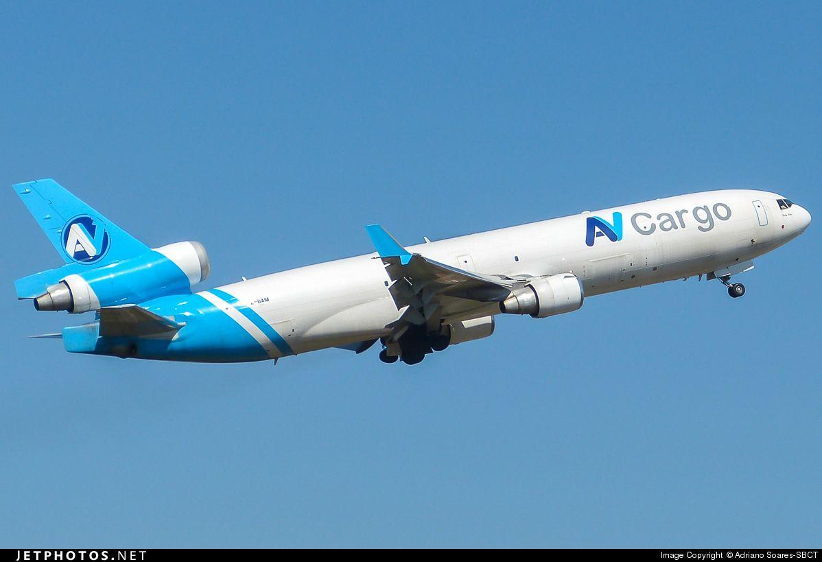 Photo of Z-BAM - McDonnell Douglas MD-11(ER) - AV Cargo