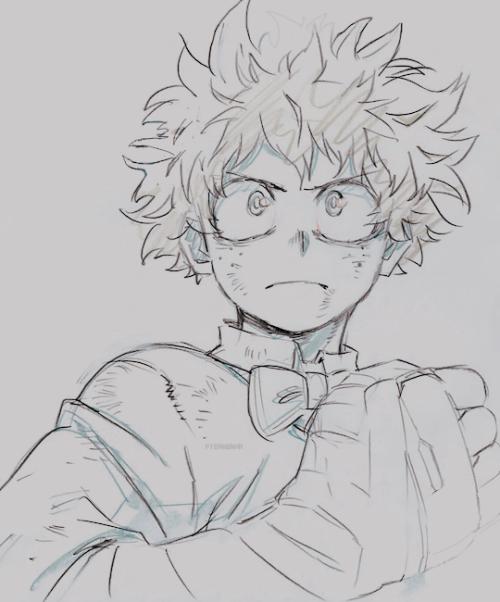 Boku No Hero Academia Anime Character Drawing Anime Sketch Hero