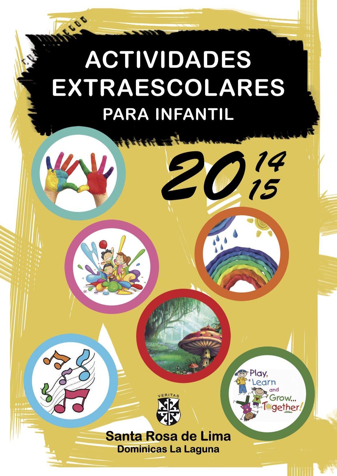 Increíble Actividades Curriculares Extra Curriculares Ejemplos ...